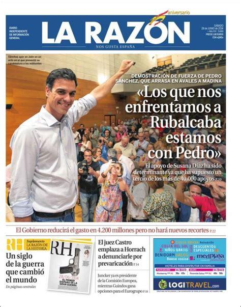La Razon (28/06/2014) - La Prensa Diaria