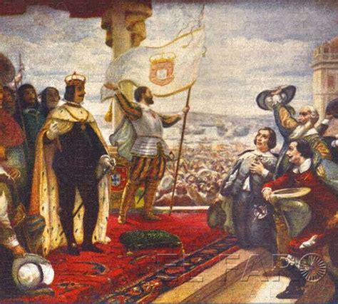 La rebelión portuguesa de 1640 vivida en Ceuta | El Faro ...