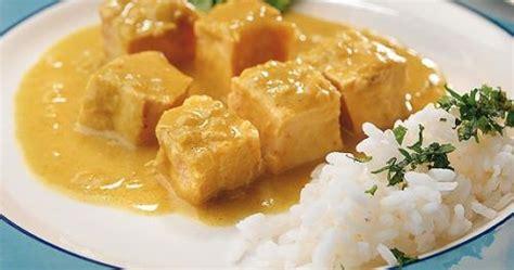 La receta Olímpica: Pescado blanco al curry. | El Blog de ...