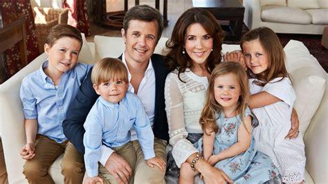 La Regina di Danimarca e la Famiglia Reale Danese