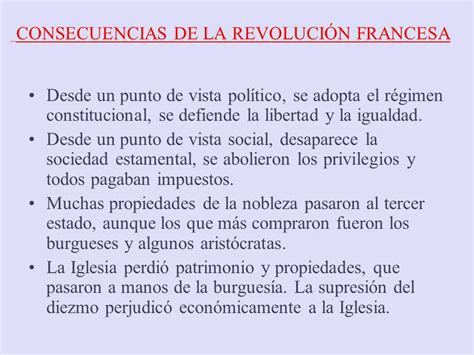 LA REVOLUCIÓN FRANCESA   ppt descargar