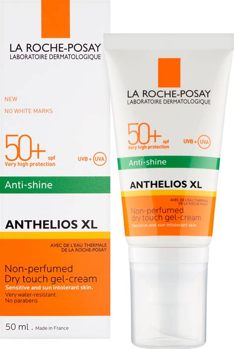 La Roche Posay Anthelios XL Anti Shine Dry Touch Gel Cream ...