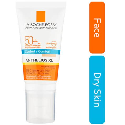 La Roche Posay Anthelios XL Comfort Tinted BB Cream SPF 50 ...
