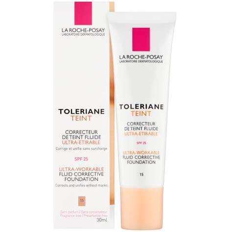 La Roche Posay Toleriane Teint Fluide Foundation 15 Golden ...