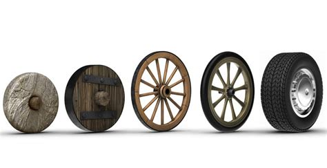 La rueda: el más grande invento de la humanidad - | NITRO.PE