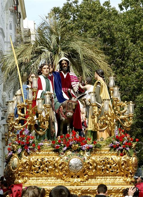 La Sacristía del Real: Es Domingo de Ramos...