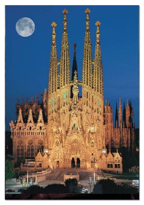 La Sagrada Familia, Barcelona | Architecture | Pinterest