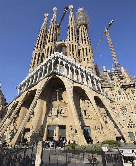 La Sagrada Familia, Barcelona | Rob Tomlinson