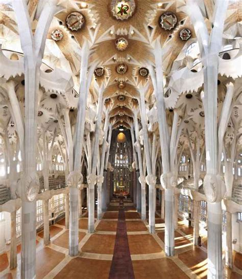 La Sagrada Família en Barcelona | Antoni Gaudí ...