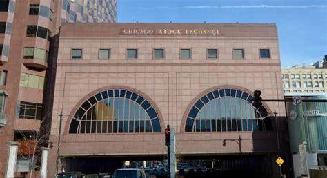 La SEC bloquea la compra de la bolsa de Chicago por parte ...