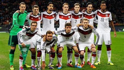 La selección alemana de fútbol mejora el desempeño en el ...