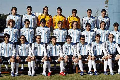 La Seleccion Argentina de futbol en mundiales - Deportes ...