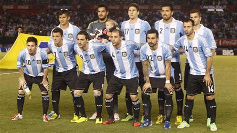La Selección Argentina podría jugar en Formosa