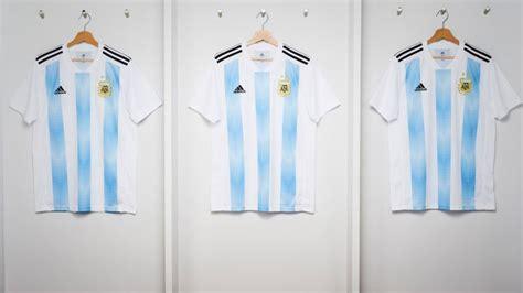 La Selección Argentina ya tiene nueva camiseta para el ...