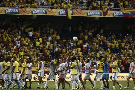 La selección Colombia podría cambiar de sede en próximos ...