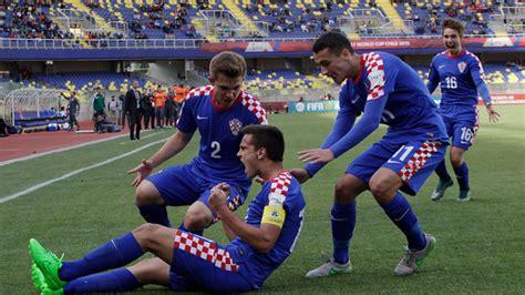La selección de Croacia devela su nómina para su debut ...