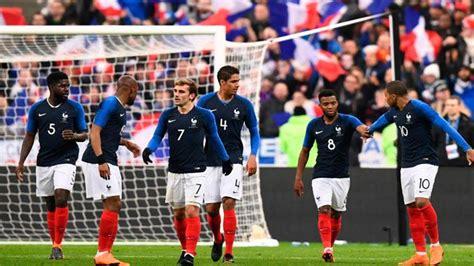 La selección de Francia ya tendría su lista de convocados ...