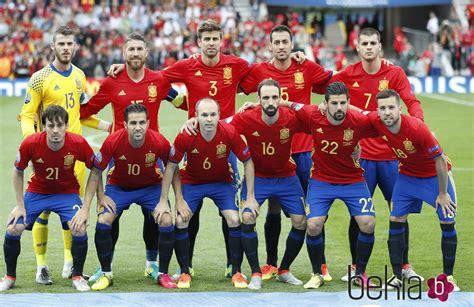 La Selección Española de Fútbol en la Eurocopa 2016: Fotos ...