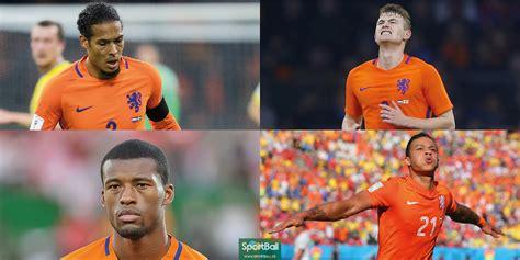 La Selección Holandesa: repaso de sus mejores promesas