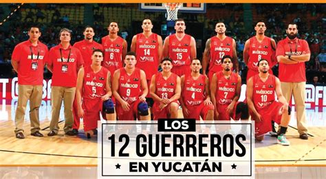 La selección mexicana de básquetbol juega este viernes a ...