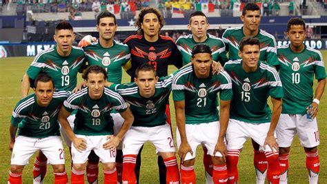 La selección mexicana tiene prohibido perder dinero ...