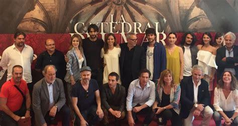 La serie La catedral del mar | Cine y TV, Series ...
