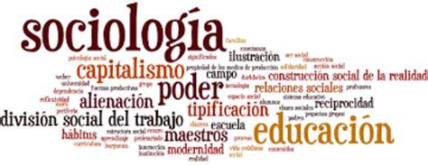 LA SOCIOLOGIA A TRAVÉS DEL TIEMPO Y SU APLICACIÓN EN EL ...