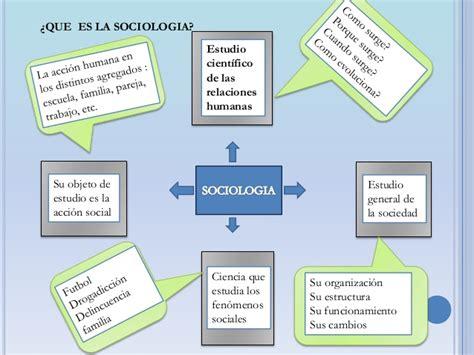 La sociologia en colombia