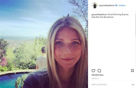 La sorprendente conexión de María Jesús Ruiz y Gwyneth Paltrow