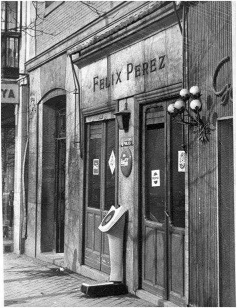 La taberna de Félix Pérez, jugador del Real Madrid ...