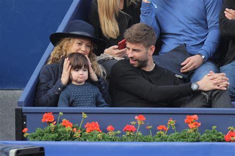 La tarde más divertida de Shakira y Piqué con su hijo ...