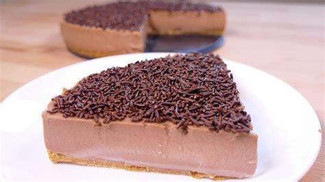la tarta de CHOCOLATE más fácil y rica de hacer del mundo