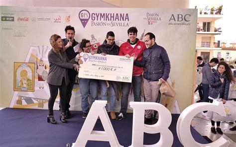 La tercera edición de la Gymkhana Pasión en Sevilla, en ...
