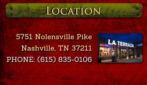 La Terraza Mexican Restaurant | Nashville, Tennessee