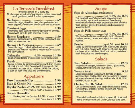 La Terraza   Sac | Old Sacramento Mexican Restaurants ...