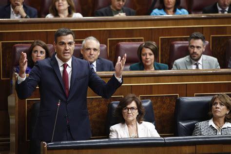 La tesis de Pedro Sánchez: Sánchez demandará a los medios ...