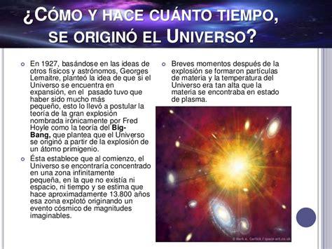 La Tierra en el Universo...