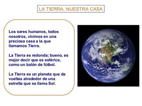 La Tierra: nuestra casa en el Universo