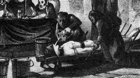 La tortura de la Inquisición que quiere rescatar el ...