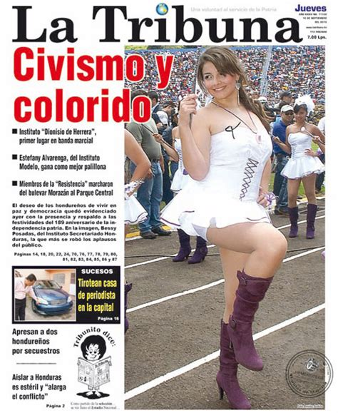 La Tribuna De Honduras | newhairstylesformen2014.com