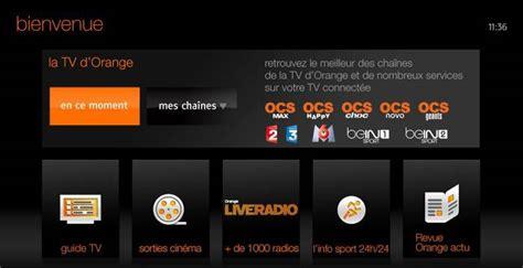 La TV d Orange renforcée sur les Smart TV Samsung avec OCS ...
