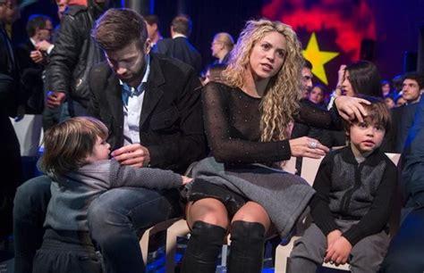 La última broma de Piqué a Shakira