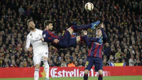 La última hora del Real Madrid   Barcelona, en directo