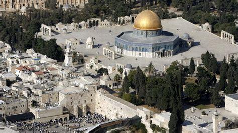 La Unnesco niega vínculo entre el Monte del Templo y el ...