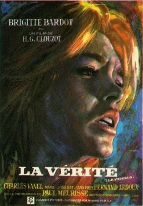 La verdad (1960) - FilmAffinity