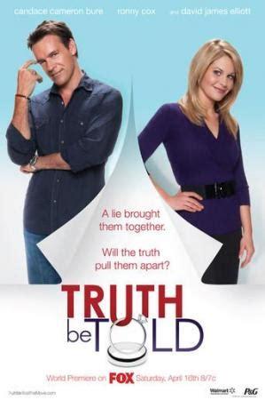 La verdad sea dicha (TV) (2011) - FilmAffinity