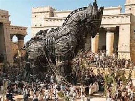 % La verdadera historia de la guerra de troya I y II ...