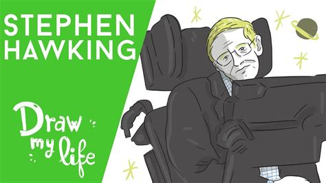 La VIDA de STEPHEN HAWKING   History Draw   YouTube