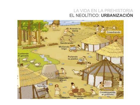La Vida En El Neolítico   BLSE
