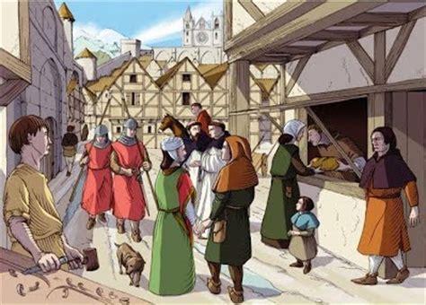 La vida en los reinos cristianos   Edad Media y Edad Moderna